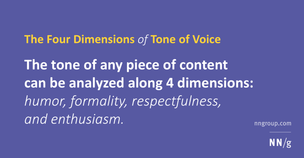 four-dimensions-tone-of-voice
